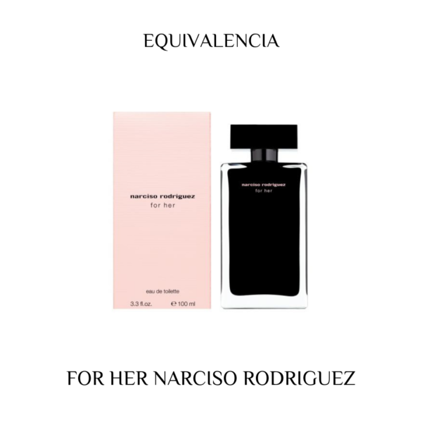 ESSENS W147 EQUI. FOR HER NARCISO RODRIGUEZ